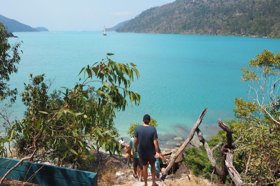 nara inlet, cultural site walk