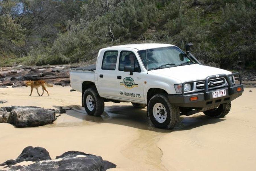 Aussie Trax, Fraser Island 4WD Hire