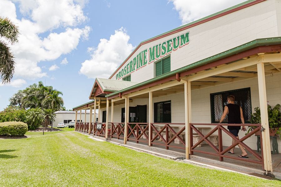 Proserpine Historical Museum, Whitsundays