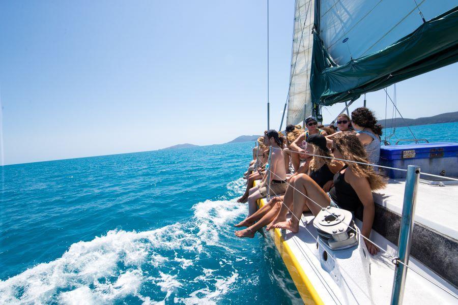 Apollo Sailing Maxi Whitsundays