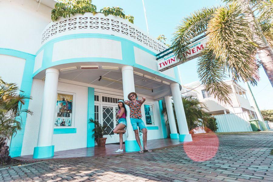 Bowen Summer Garden Cinemas