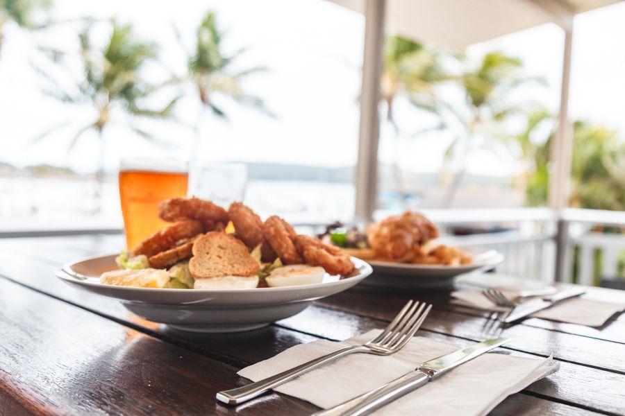 Cheap Eats in Airlie Beach