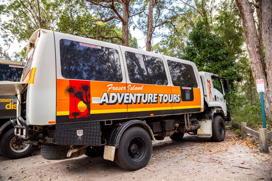 Fraser Adventure Day Tour Fraser Island