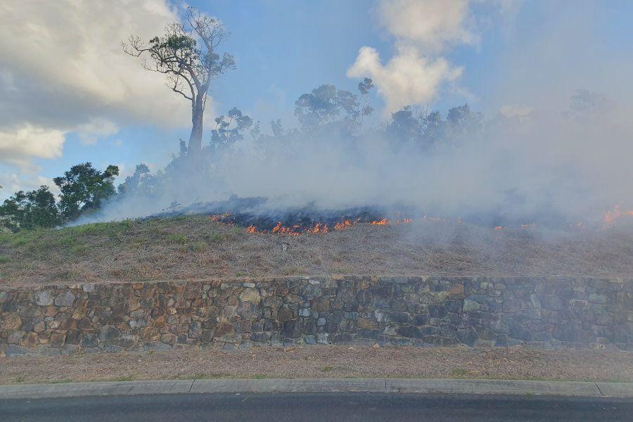 Bushfire-Whitsundays