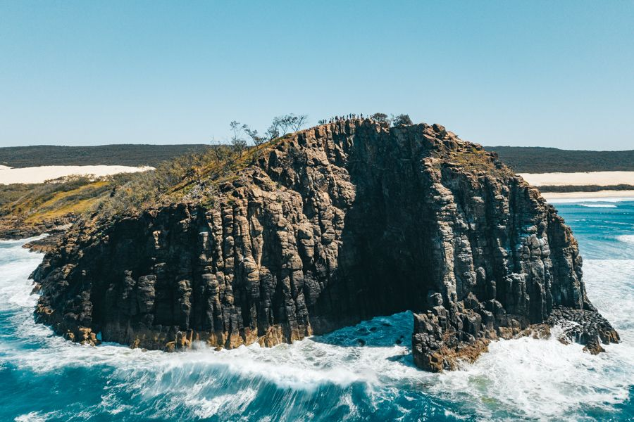 Indian Head Lookout, Fraser Island