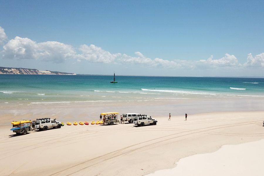 Fraser coast, 4wd, Australia