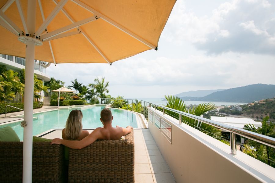air bnb, airlie beach