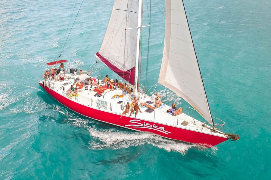 Siska Sailing, Whitsundays