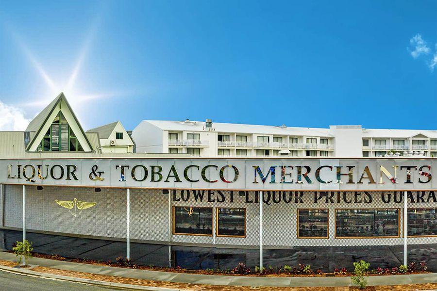 Liquor and Tabacco Merchants