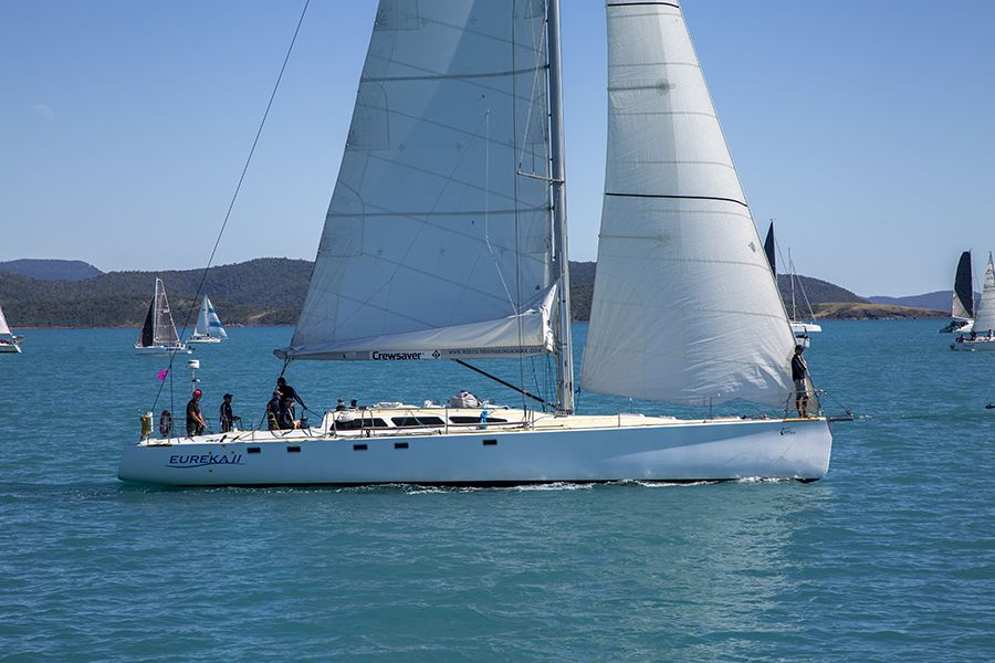 Eureka Airlie Beach Race Week