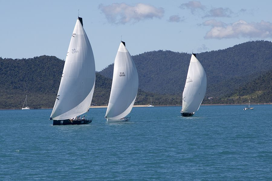 Airlie Beach Race Week 2020