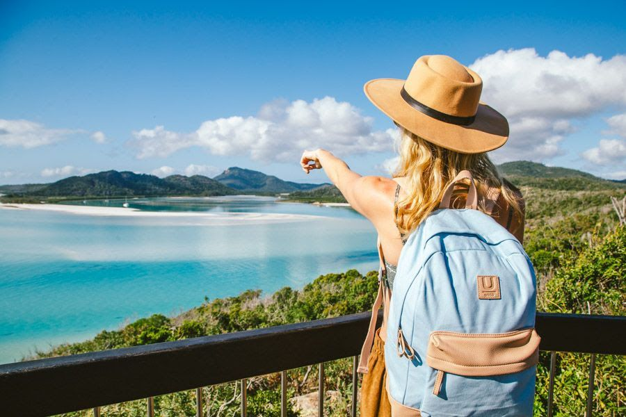 Hill Inlet Lookout, Whitsundays, Australia