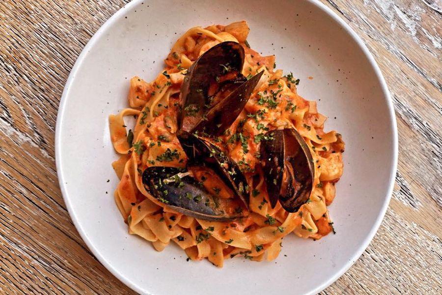 Mussels Airlie Beach Food La Marina Fresh Seafood