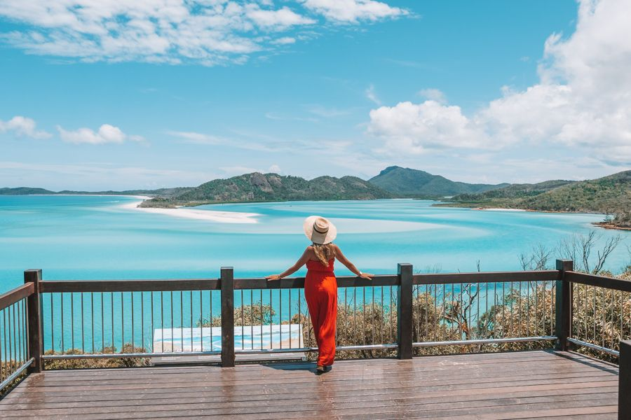 Hill Inlet Lookout Overnight Tours in the Whitsunday Islands