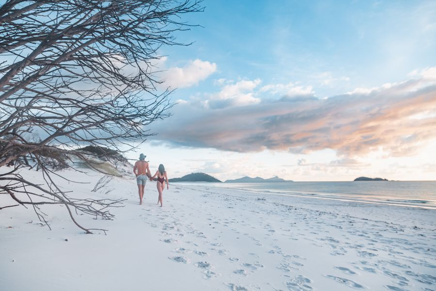 Whitehaven Beach Top 10 Things to do in the Whitsundays