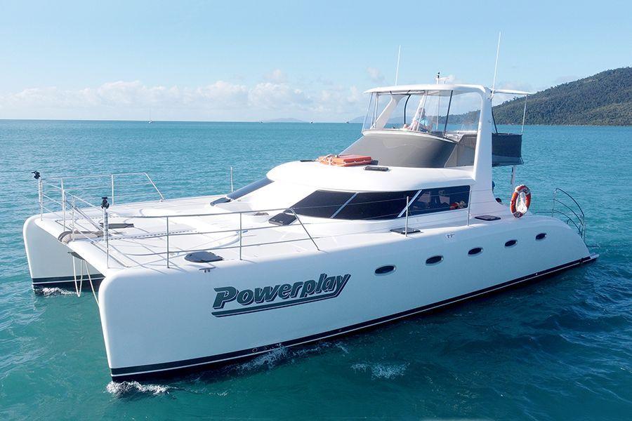 Powerplay Catamaran, Whitsundays
