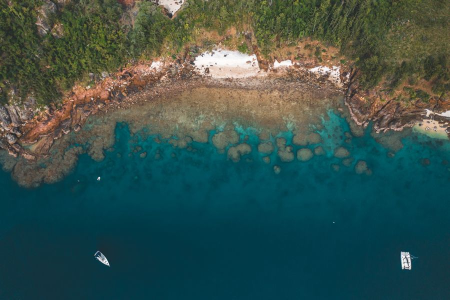 Cateran Bay Whitsunday Islands Great Barrier Reef