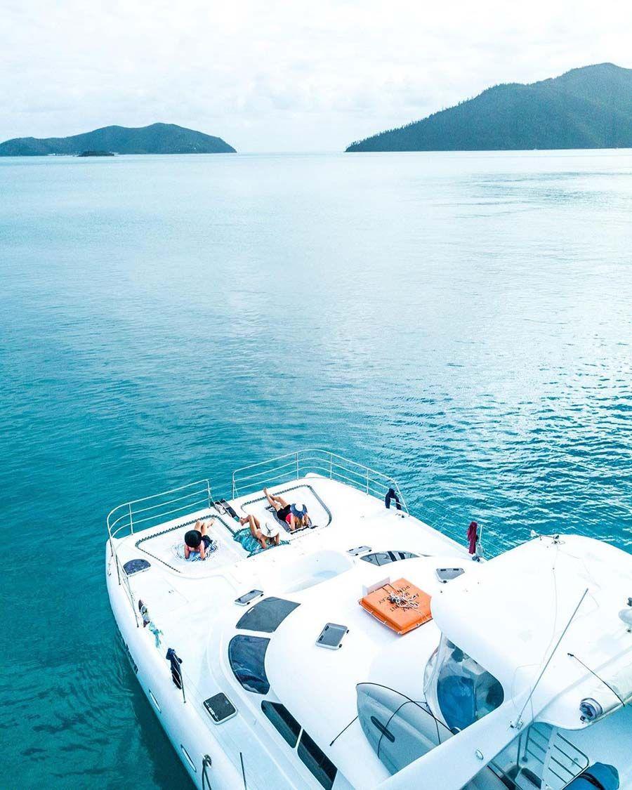 Powerplay, Whitehaven Beach, Whitsunday Islands, Whitsunday Catamarans