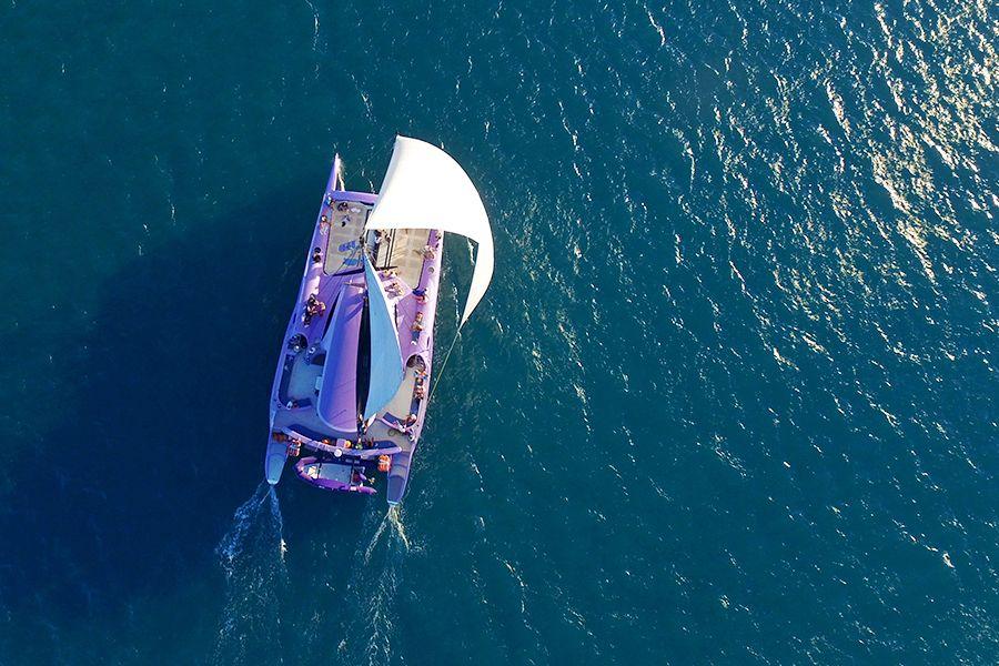Camira Sailing Whitsunday Islands, Whitehaven Beach