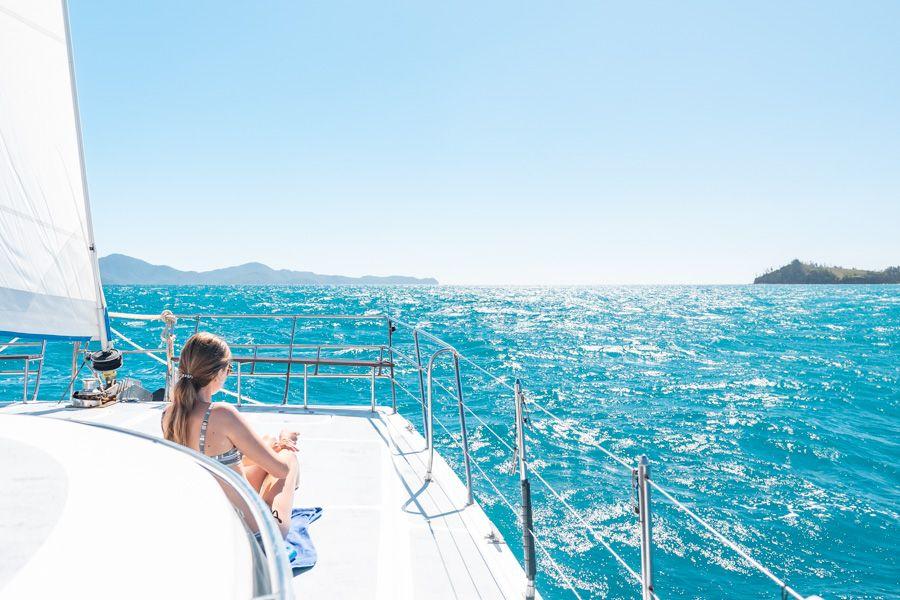 Whitsunday Adventurer Catamaran, Whitsunday Islands