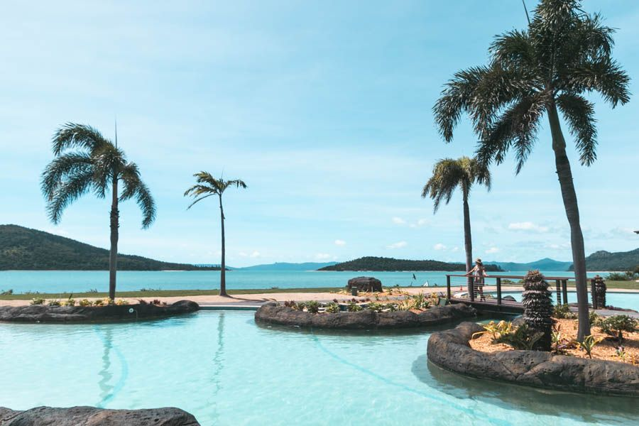 Daydream Island Whitsunday Islands Resort Pool Luxury