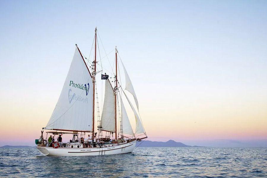 Providence Sunset Sail Whitsundays