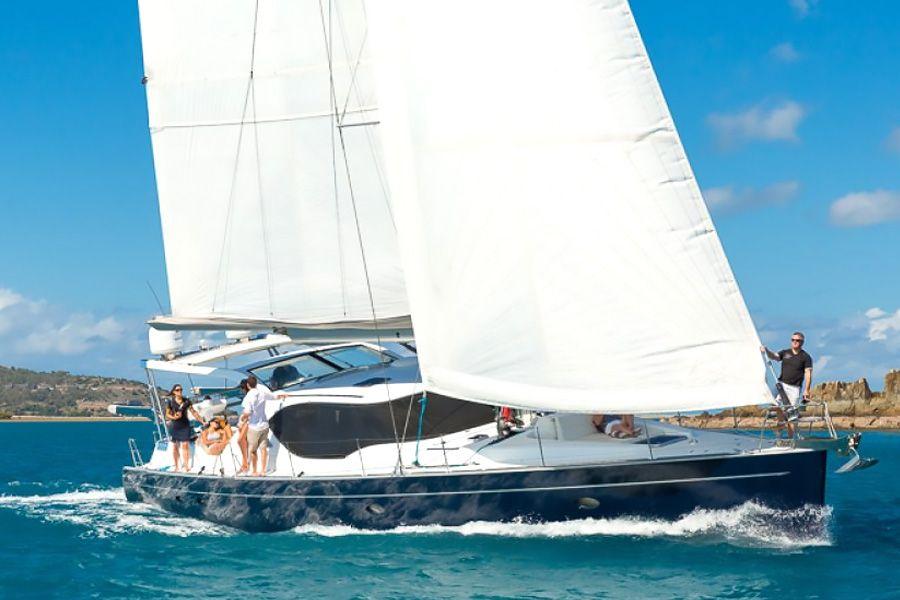whitsunday bliss yacht, whitsunday islands, australia