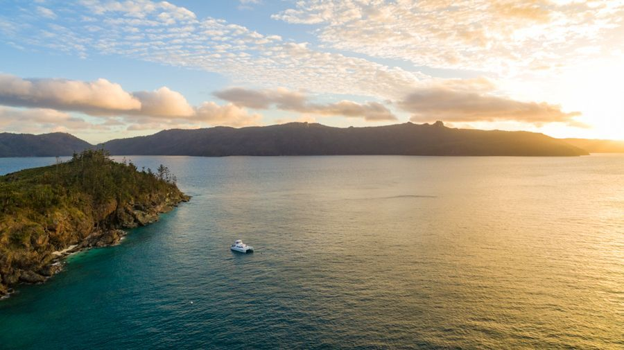 Powerplay Private Charter COVID safe sailing Whitsundays
