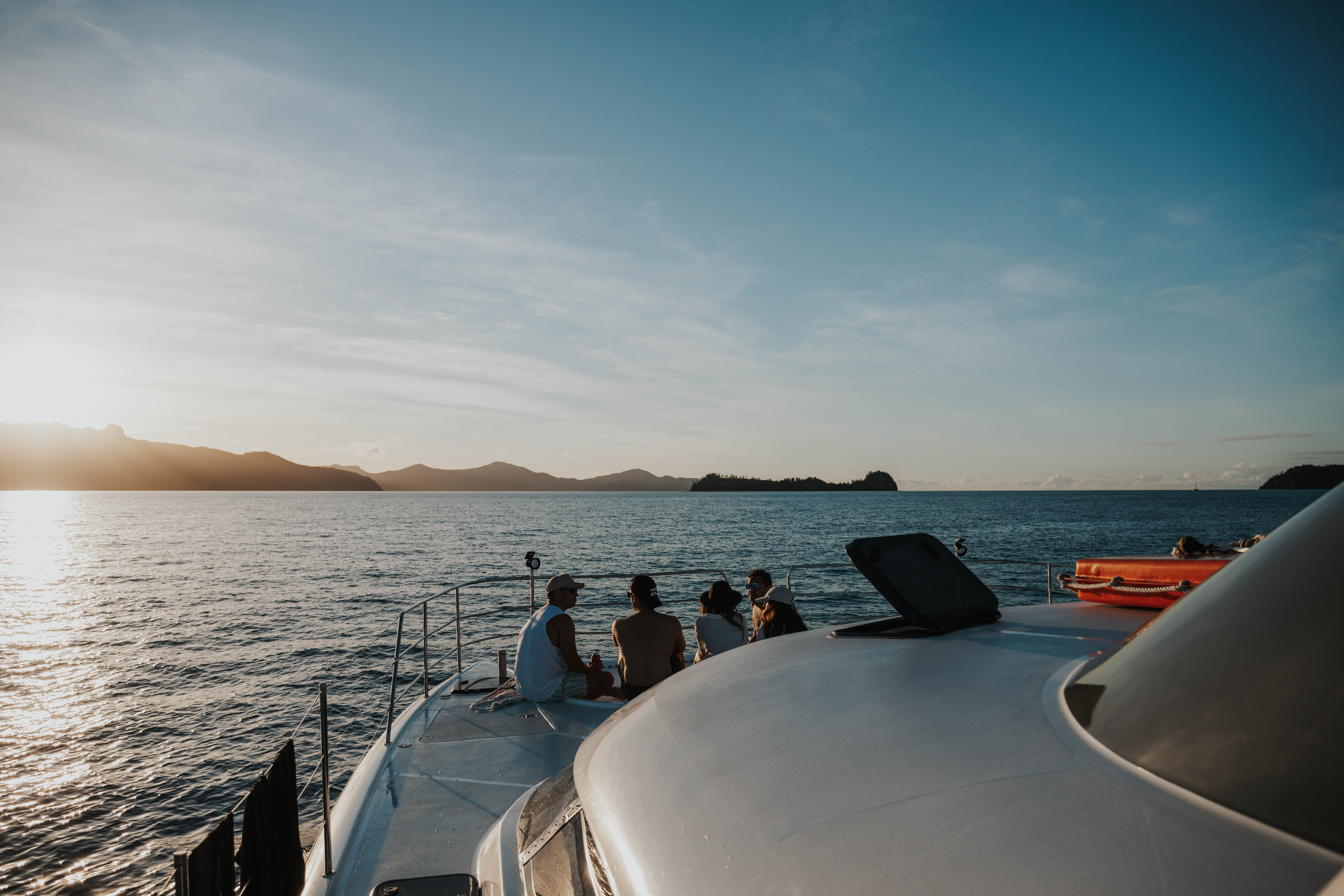 Powerplay Whitsunday private charter luxury sailing