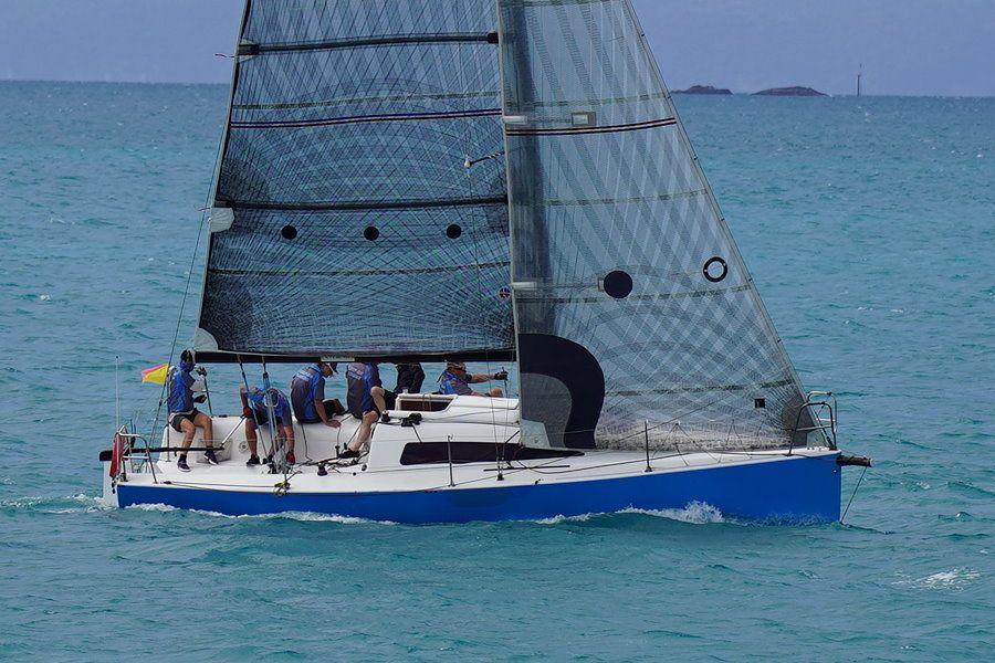 Airlie Beach Race week 2021 raceboat