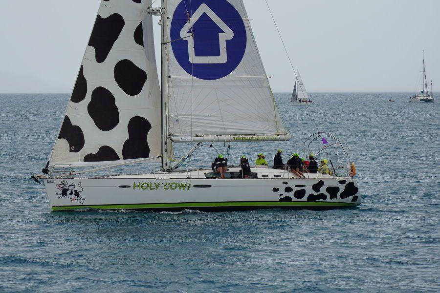 Airlie Beach Race week 2021 holy cow