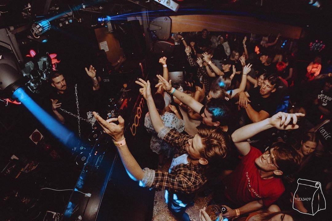 Boom Nightclub Airlie Beach Best Nightclubs and Bars DJs dance