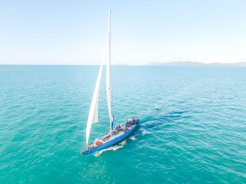 southern cross sailing, whitsundays