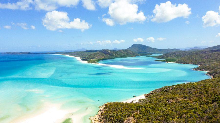 Whitehaven Beach Tik Tok Location Whitsundays Island