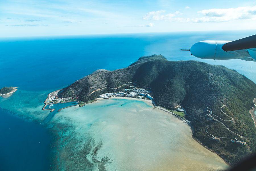 Hayman Island Whitsunday Islands Phone reception