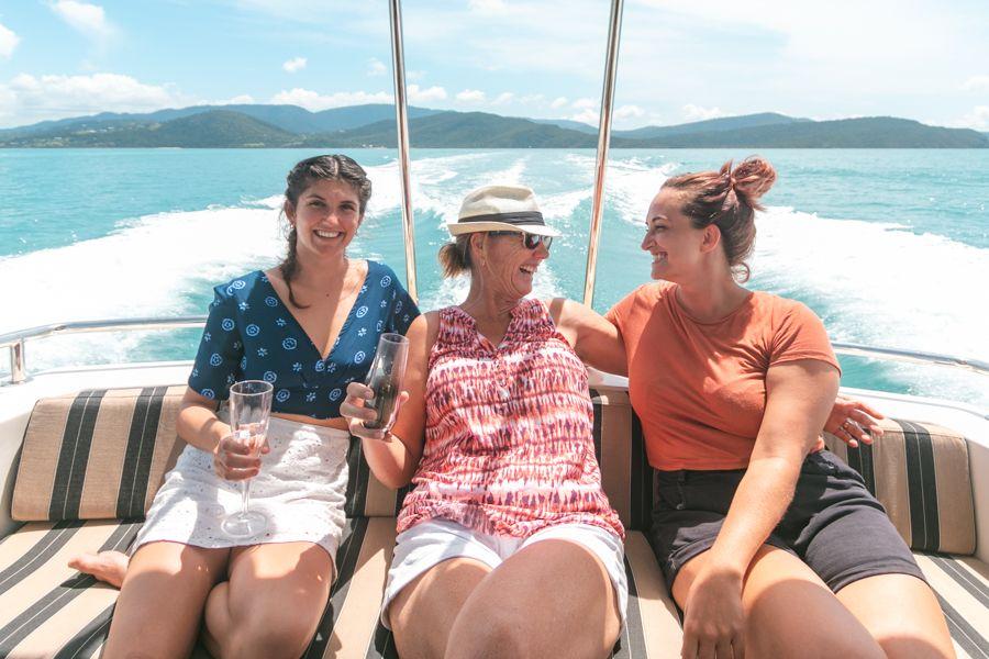 salty vessel, whitsundays