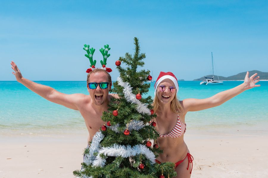 Christmas in the Whitsundays