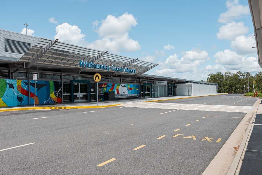 Whitsunday Coast Airport Proserpine Getting to Airlie Beach