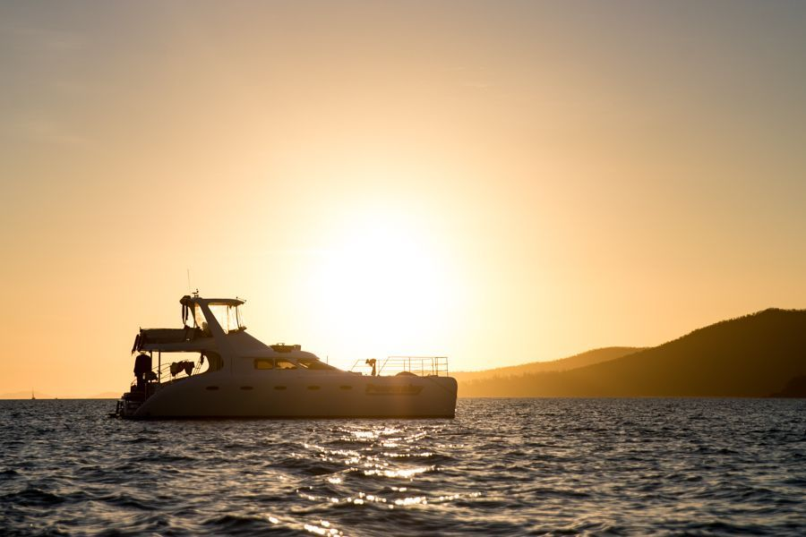 Powerplay private charter, the Whitsunday Islands