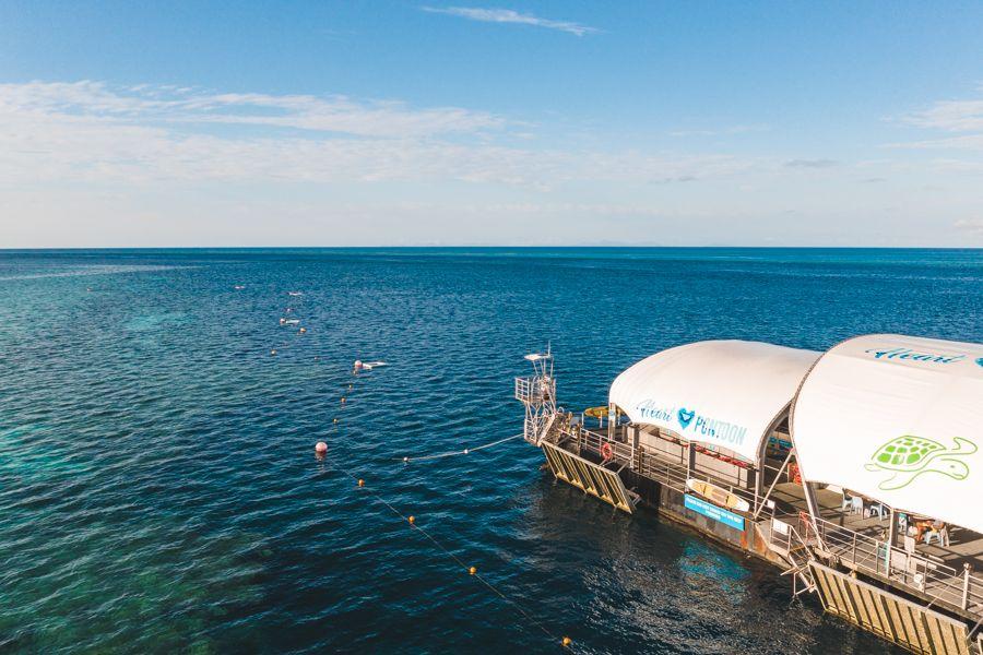 reef world airlei beach